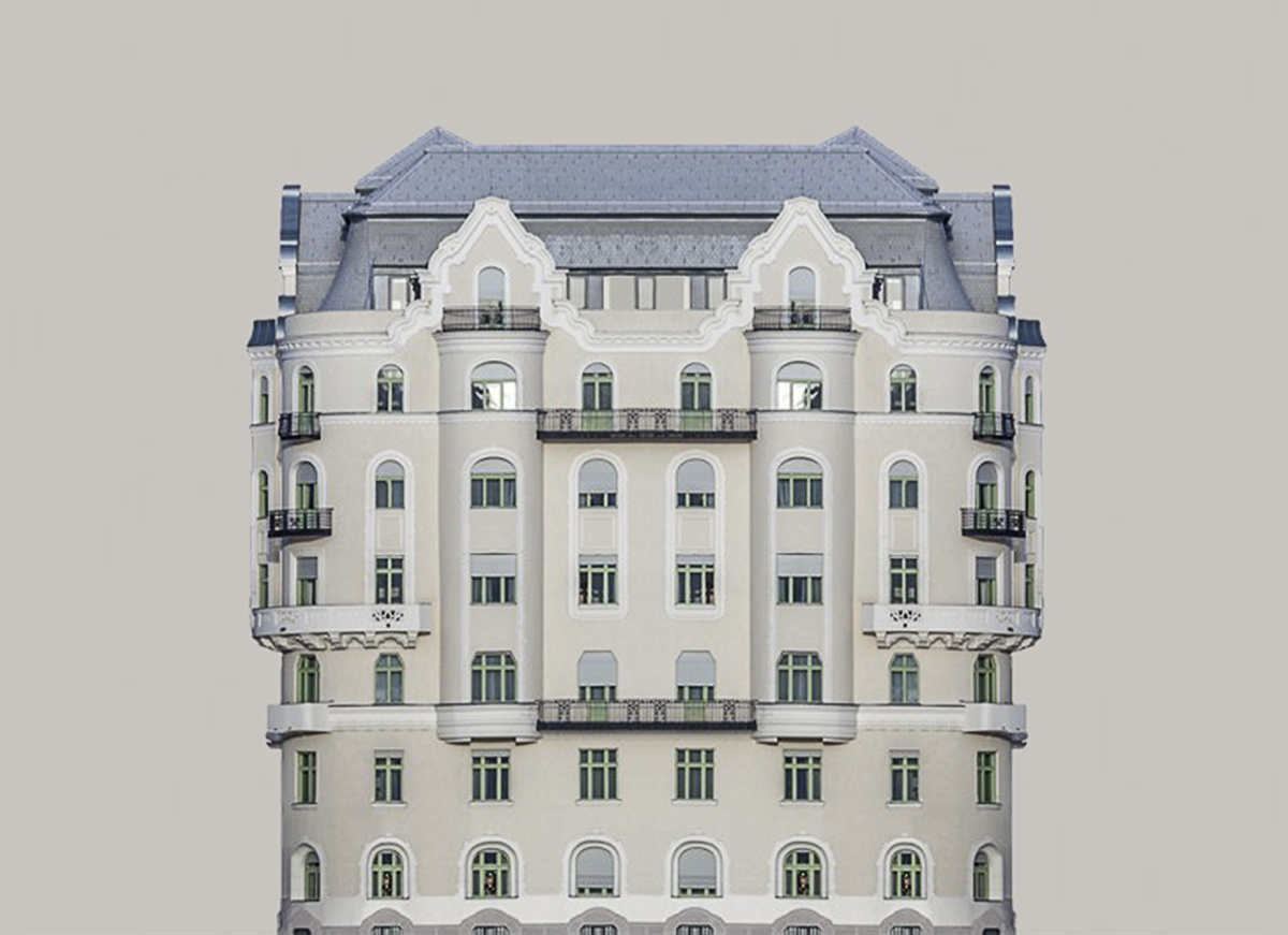 Urban Symmetry - Zsolt Hlinka
