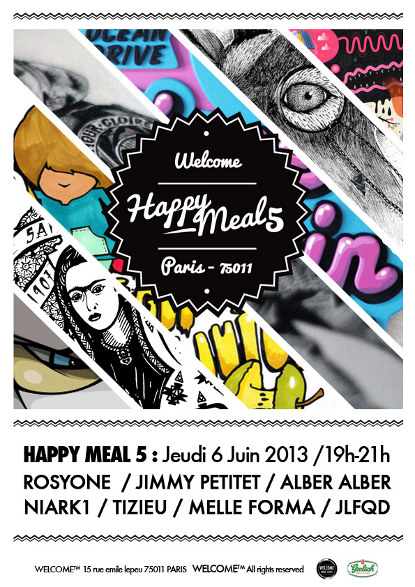 Flyer Happy Meal