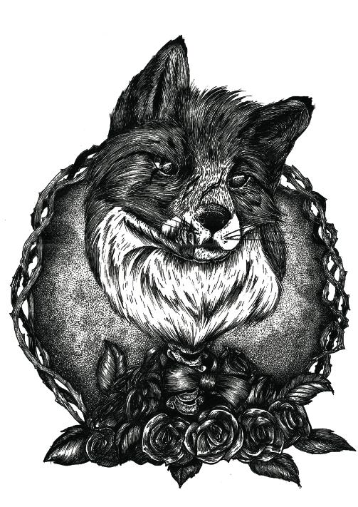 Dark Fox JLFQD