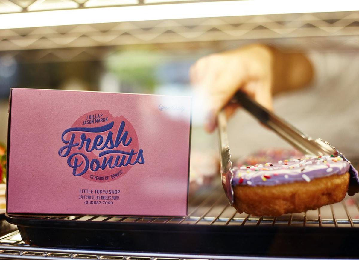 Jason Markk x J.Dilla - Donuts