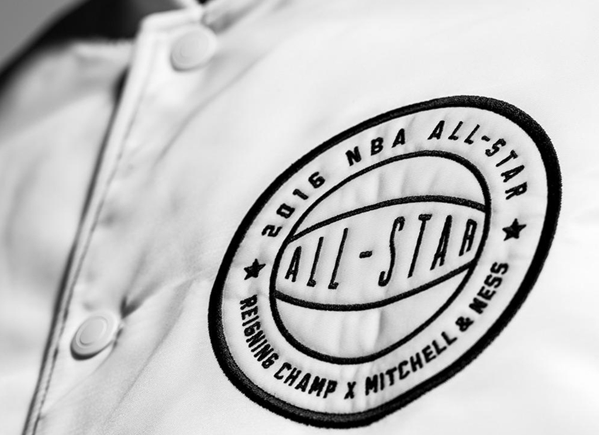 Reigning Champ x Mitchell Ness - NBA All-Star Game 2016